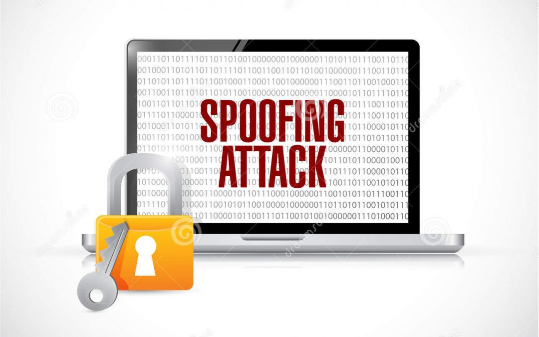 Cyberattacks – Part 4: Spoofing