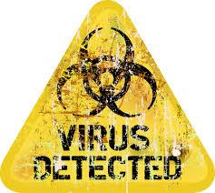 Telltale Signs of a Virus!