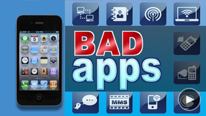 Are There Bad Apps on Your Phone?