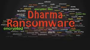 Dharma Ransomware Using Legitimate Antivirus as Cover